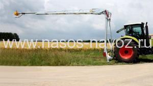 Башенная мешалка MAMMUT с приводом от ВОМ трактора