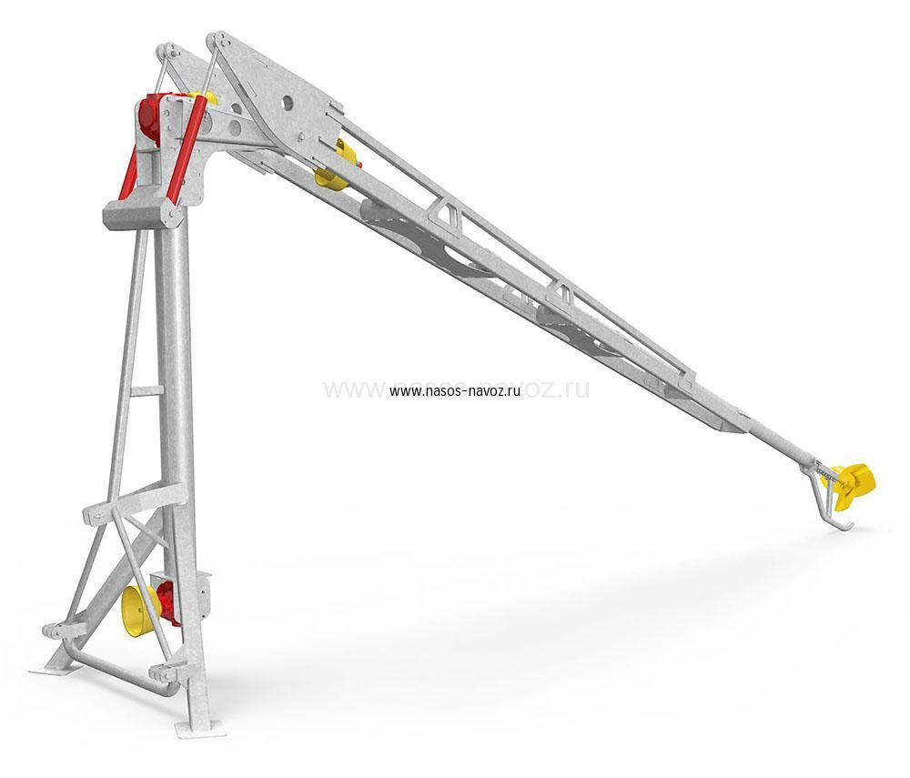 Миксер башенный RECK Mammut Jumbo