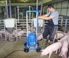 Миксеры для щелевых полов Porco (для свинарников)