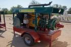Дизельные насосные станции для перекачки навоза с двигателем John Deere-JD T6068-150